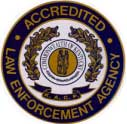 Commonwealth of Kentucky Accredited Law Enforcement Agency Seal